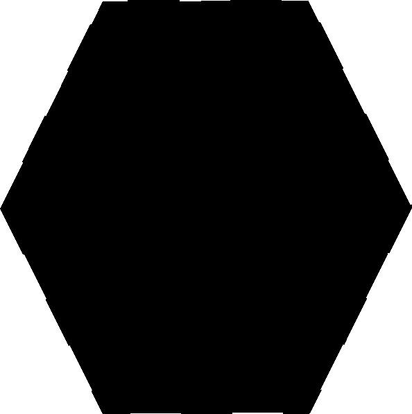 Hexagon.