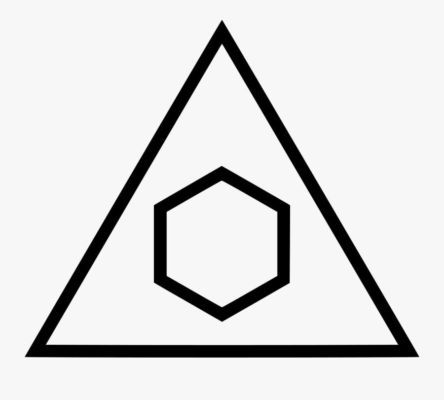Transparent Hexagon Outline Png.