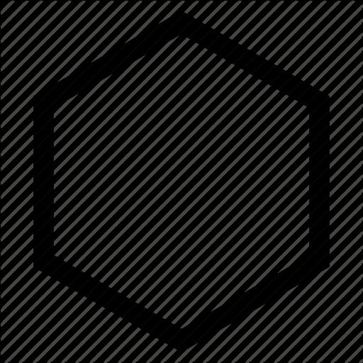 Hexagon Shape Png Vector, Clipart, PSD.
