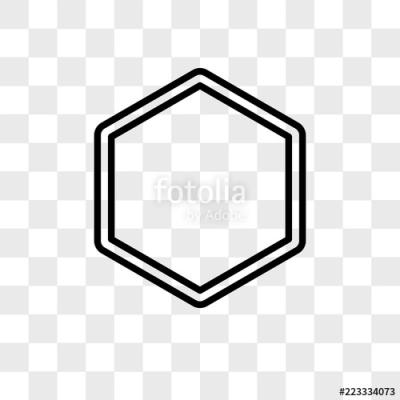 Hexagon PNG.