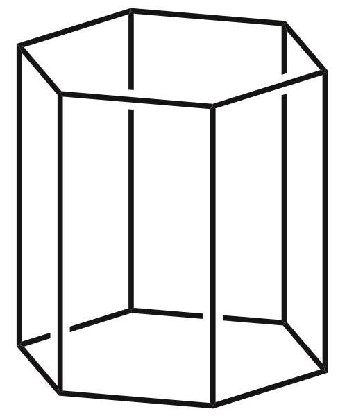 Hexagonal Prism Picture.
