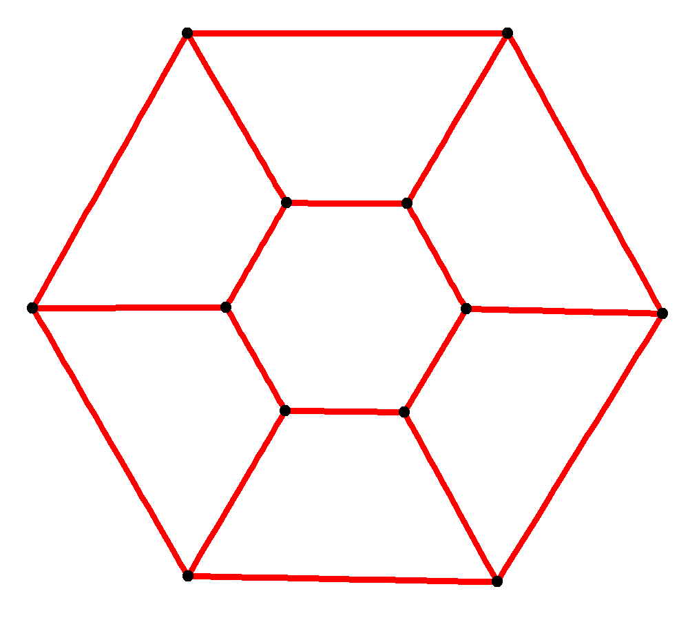 Hexagonal Frame Plate to Rafter Connection.