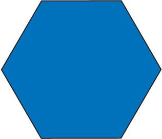 Hexagonal Clipart Clipart.