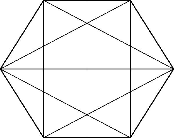 Hexagon Clip Art at Clker.com.