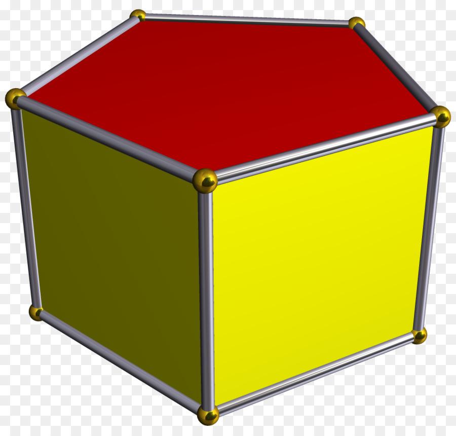 Pentagonal prism Hexagonal prism Polyhedron.