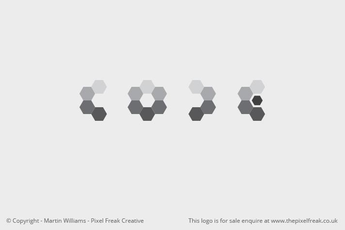 Code Hexagon Logo *For Sale*.