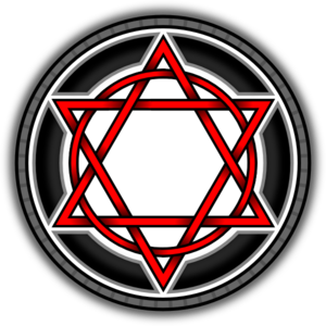 Hexagram Star Clip Art at Clker.com.