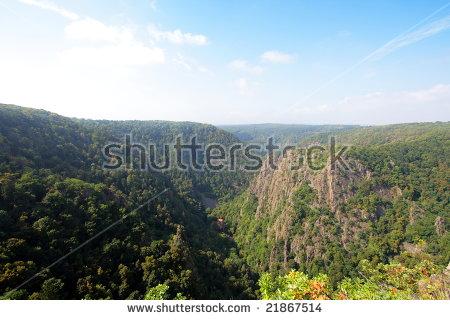 Harz Mountains Stock Photos, Royalty.