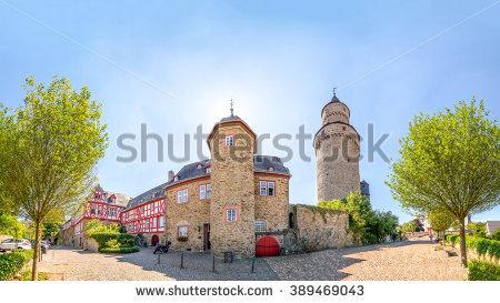 Truss Churches Stock Photos, Royalty.