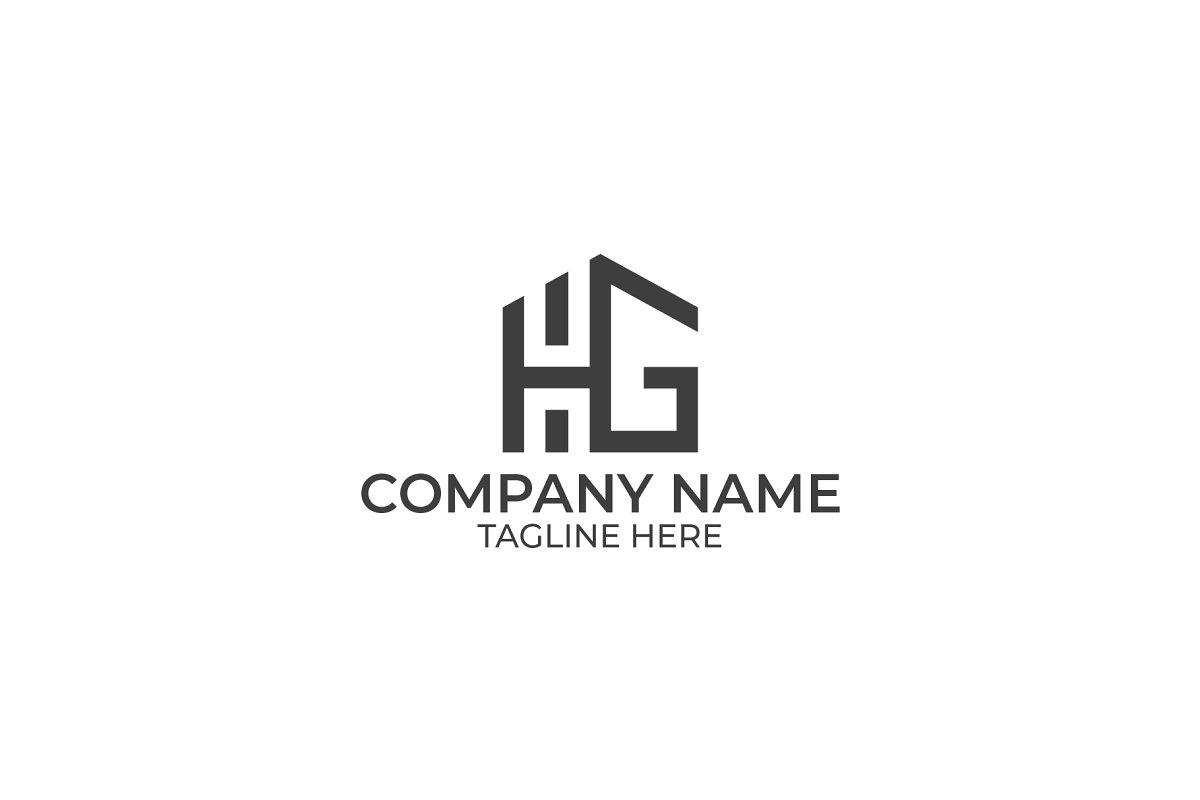 HG Monogram Logo.