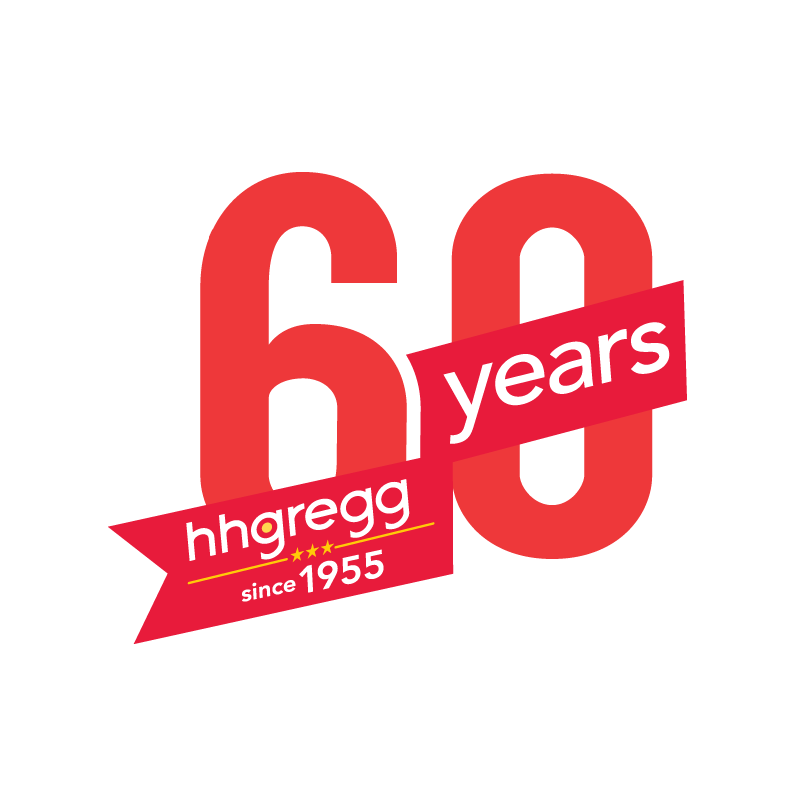 60th Anniversary Logo Ideas for hhgregg on Behance.