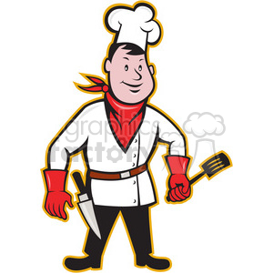 Gallery For > Hibachi Chef Clipart.