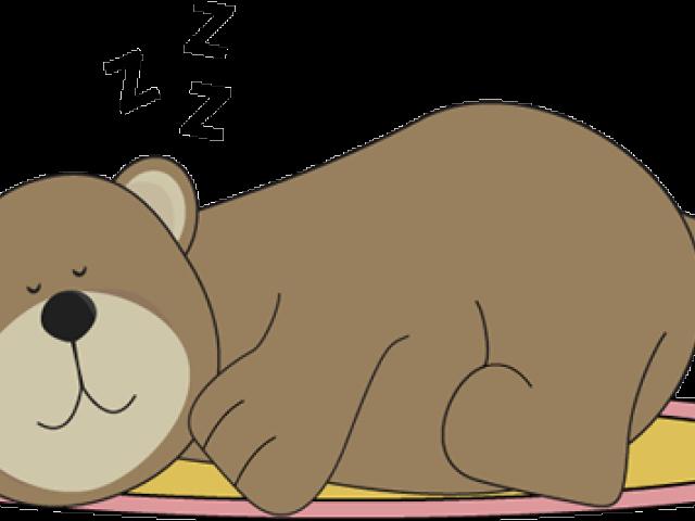 HD Polar Bear Clipart Sleeping Bear.