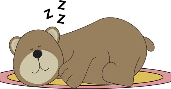 Watch more like Hibernating Bear Clip Art.