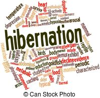 Hibernation Illustrations and Clip Art. 188 Hibernation royalty.