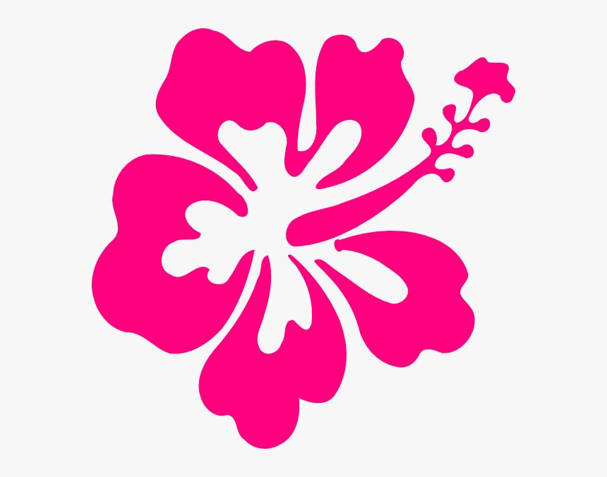 Hibiscus Clipart Vector.