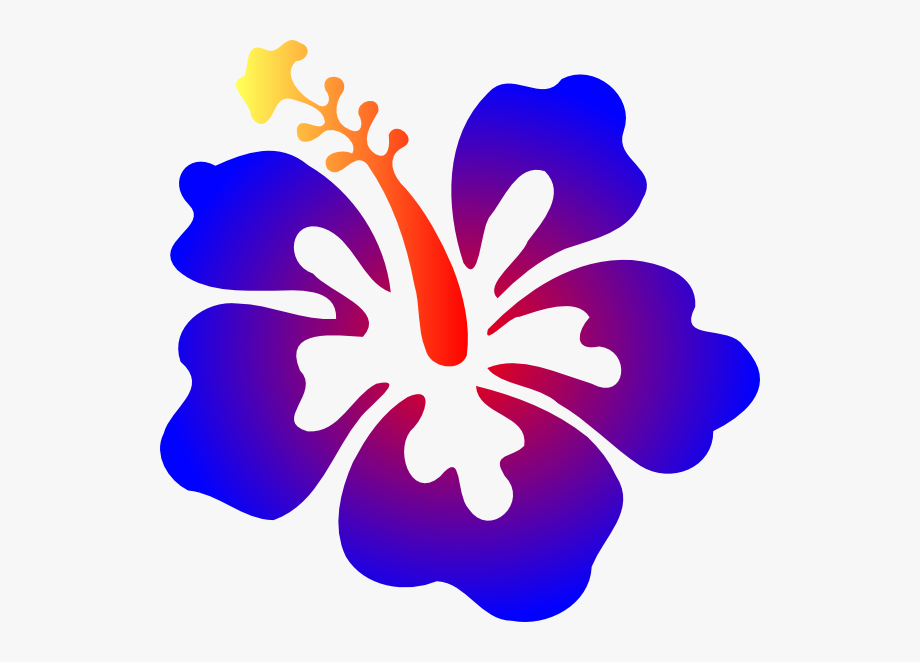 Hibiscus Clip Art At.