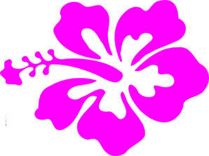 Hibiscus Flower Clip Art at Clker.com.