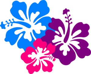 Hibiscus flower images clipart.