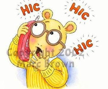 Help! I\'ve had the hiccups for 15 minutes!.