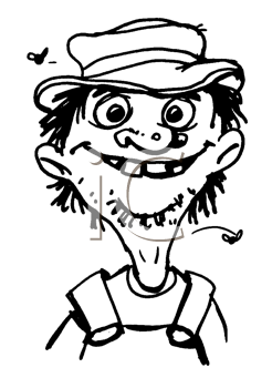 Hillbilly clipart hick, Hillbilly hick Transparent FREE for.
