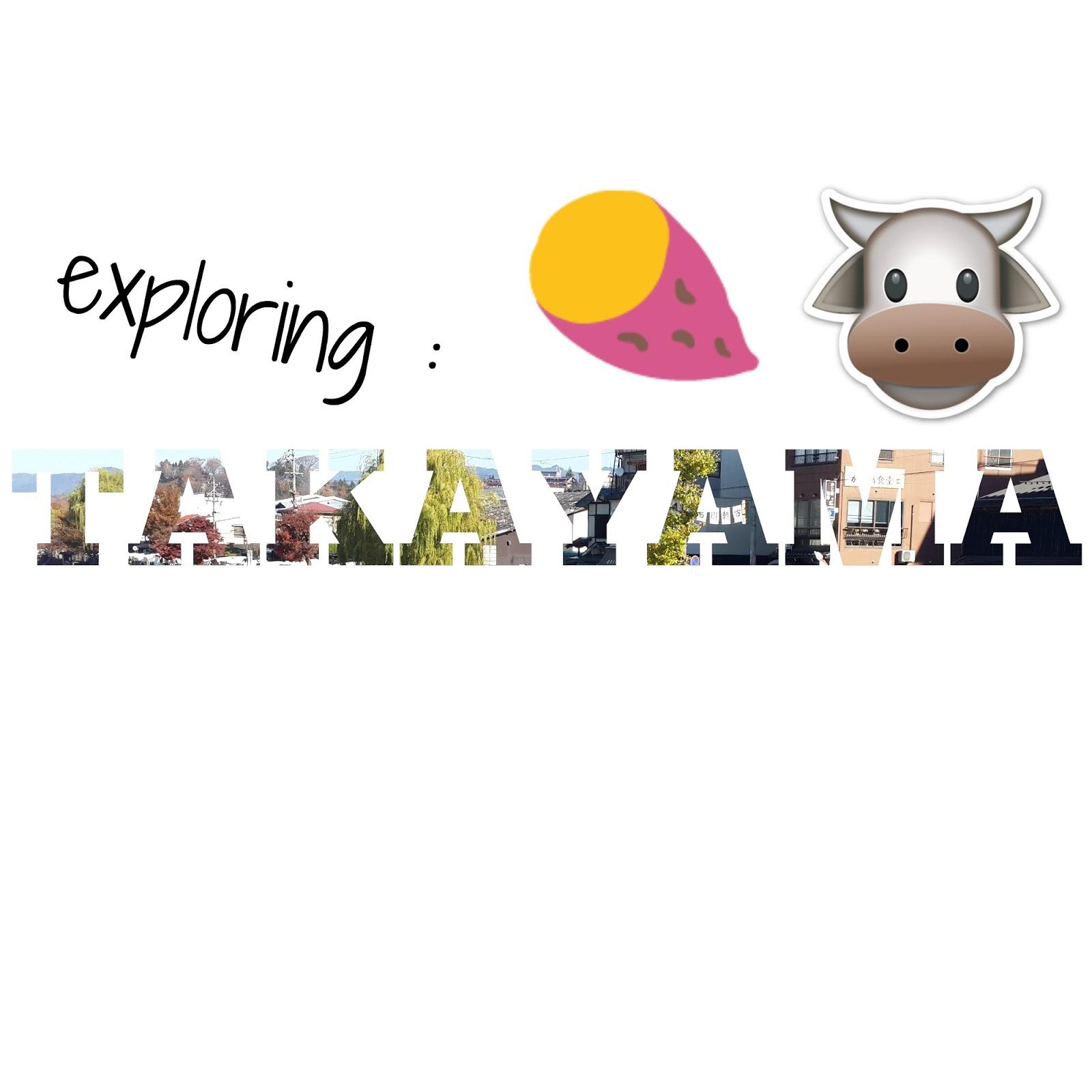 Jan Choy ☯: TAKAYAMA // Morning Market & Hida Beef //.
