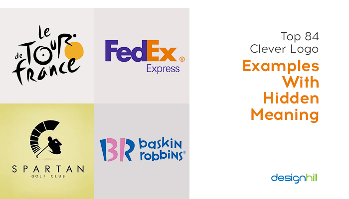 Top 84 Clever Logo Examples With Hidden Meaning.