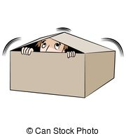 Hiding Illustrations and Clip Art. 17,390 Hiding royalty free.