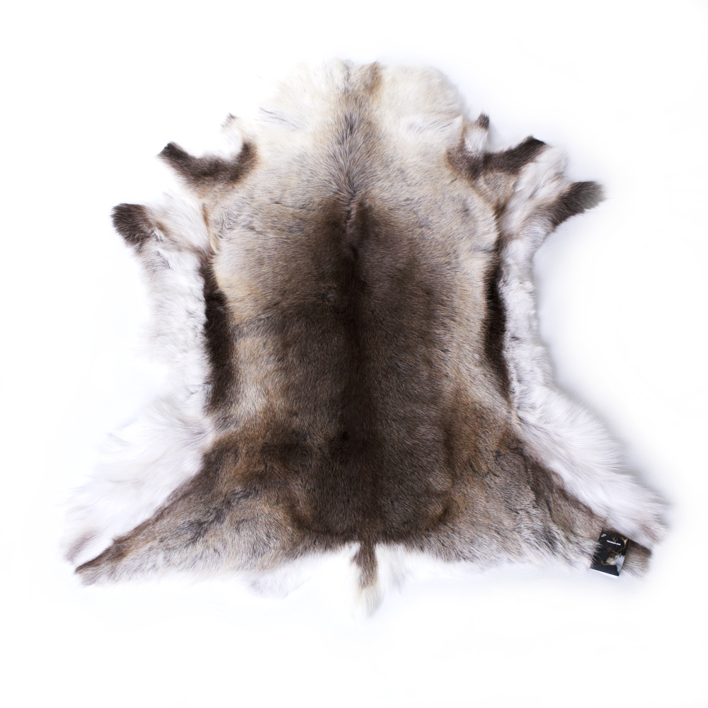 Reindeer hide waterproof.