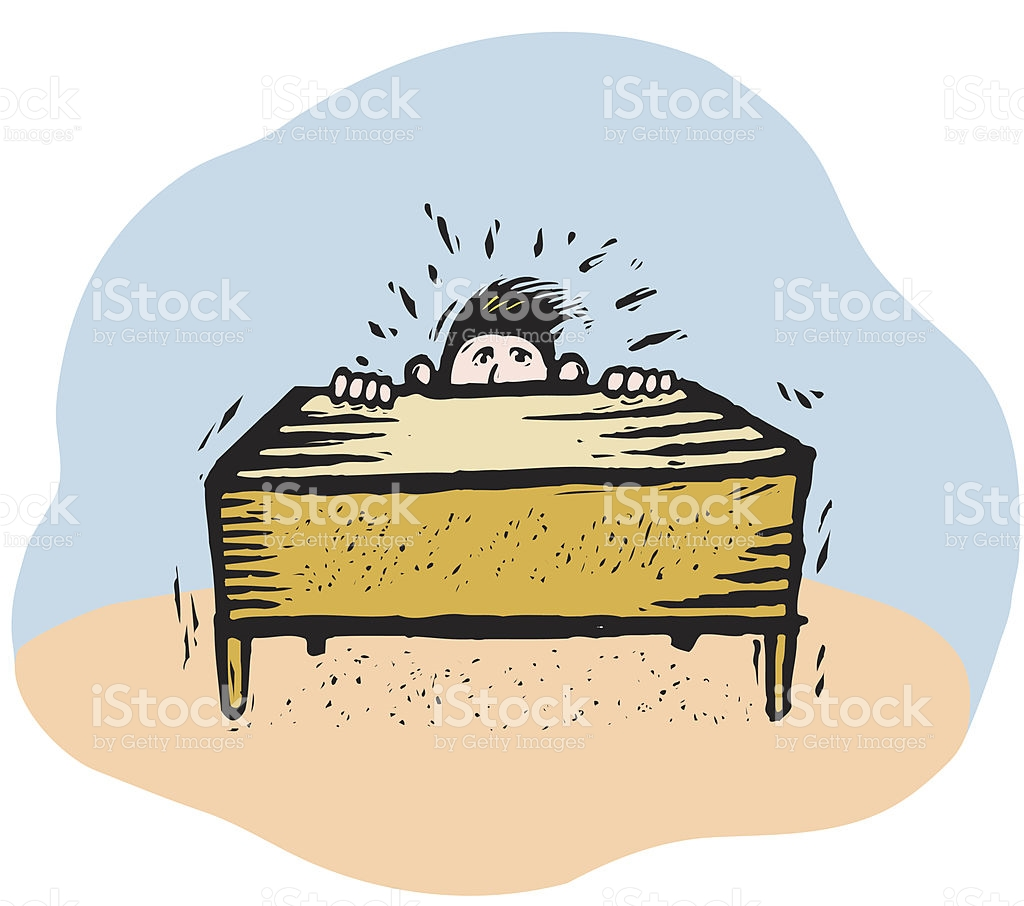 Hiding Place stock vector art 165028202.
