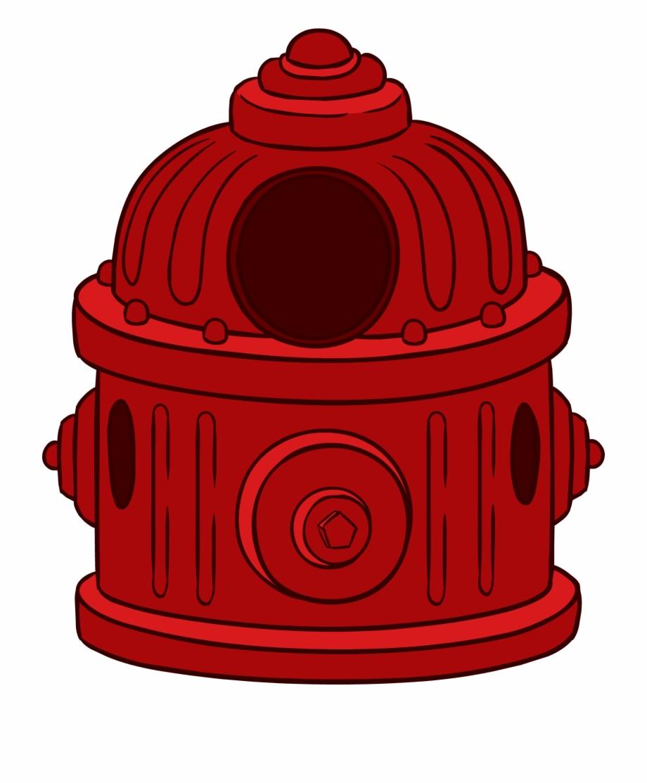 Fire Hydrant Costume.