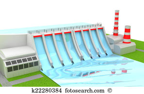 Hydro electric Stock Illustration Images. 54 hydro electric.
