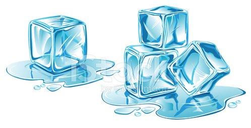 Vector ice.