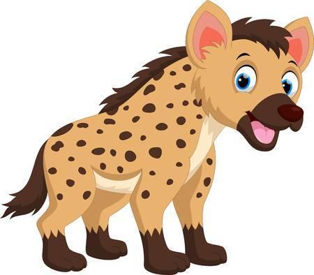 Hyena clipart 5 » Clipart Portal.