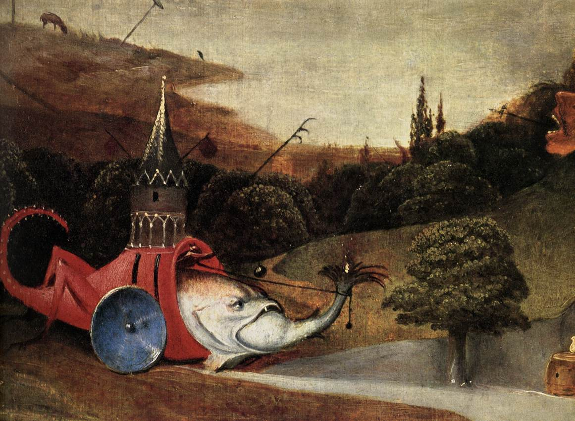 1000+ images about Hieronymus Bosch on Pinterest.