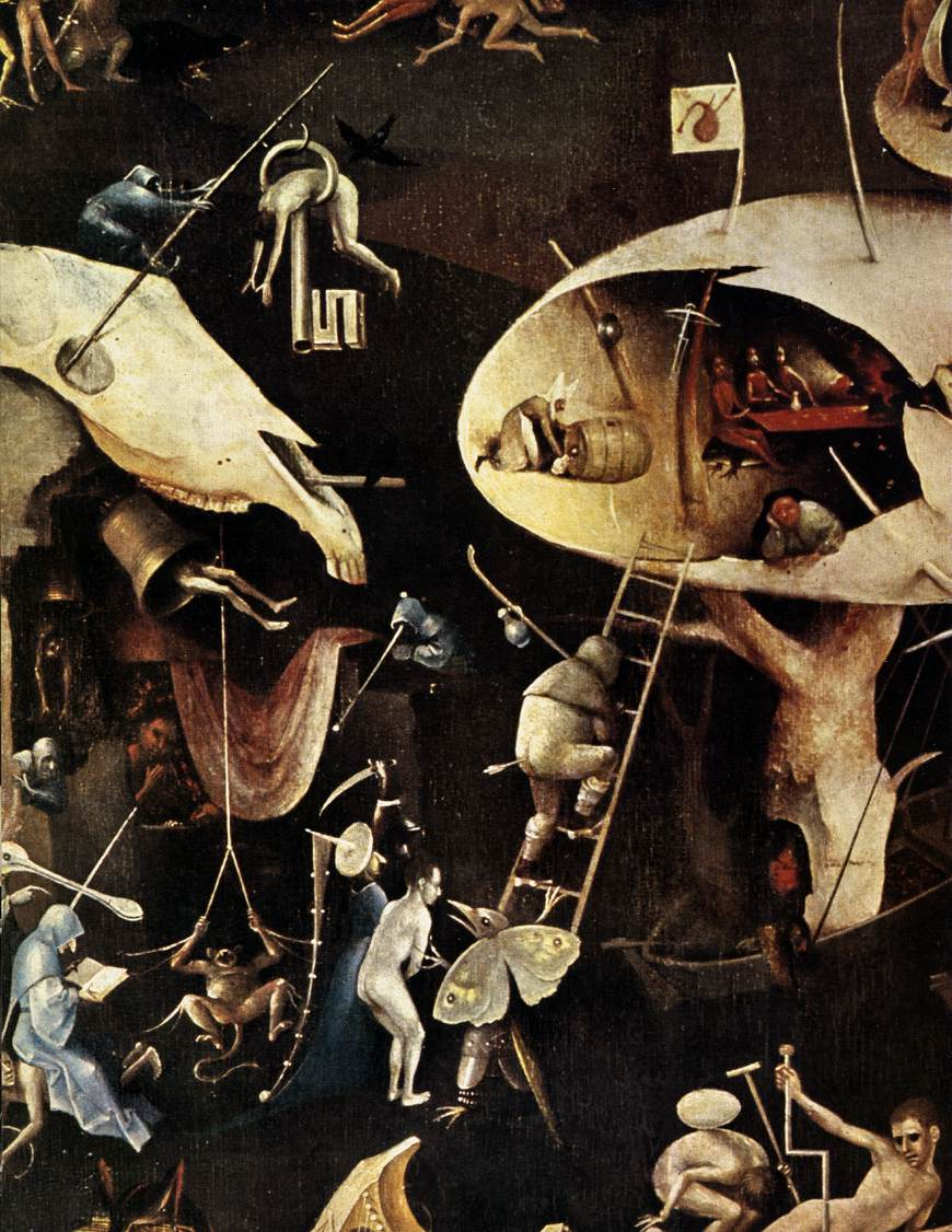 Images : The Garden Of Earthly Delights Wikipedia The Free.