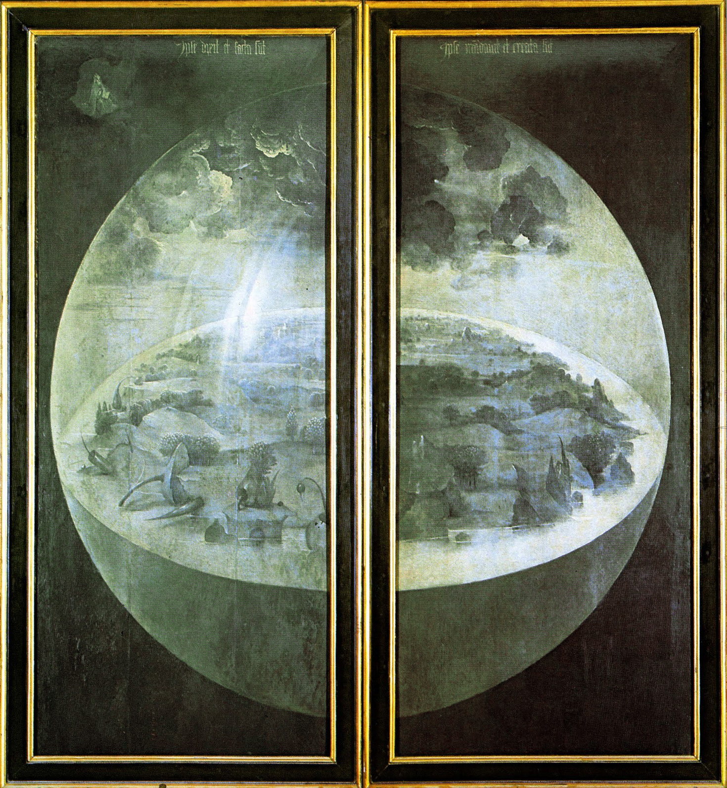 Hieronymus Bosch The Garden of Earthly Delights — DOP.