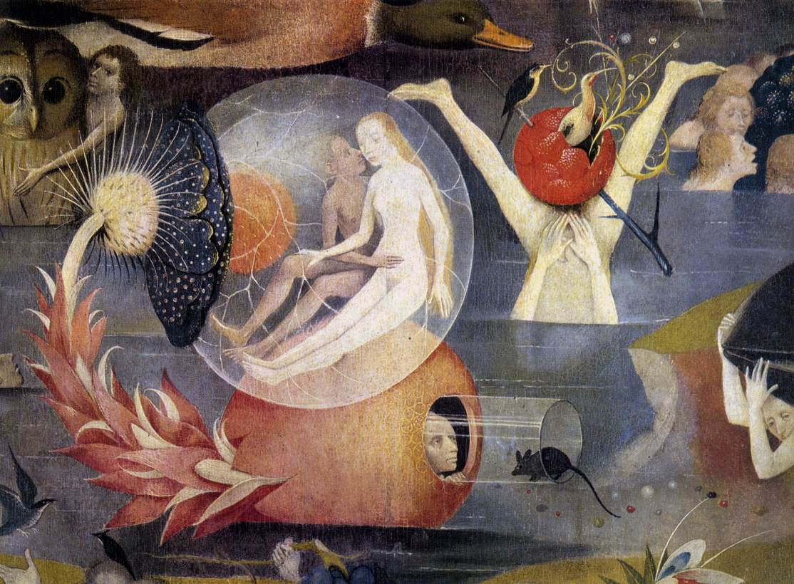What's in a Painting? Taking a Closer Look at Bosch's Masterpiece.