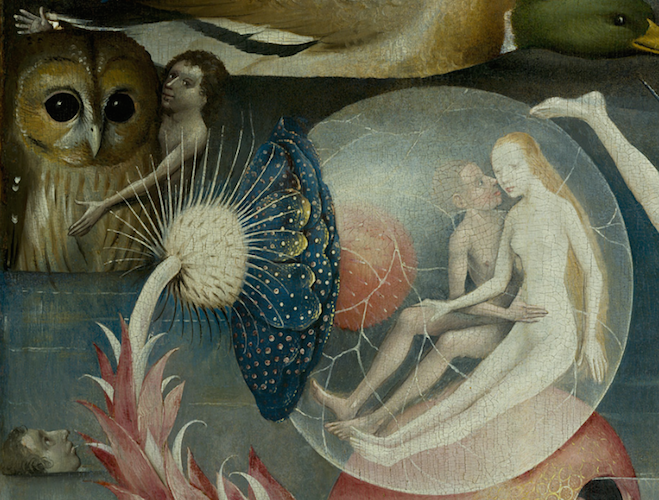 Bosch, the Last Judgment (video).