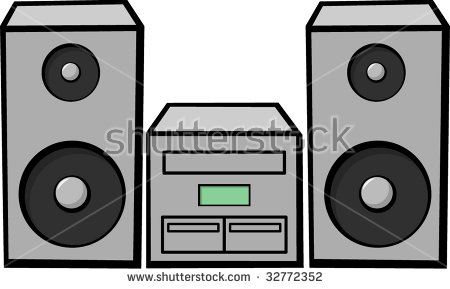Hi Fi System Stock Photos, Royalty.