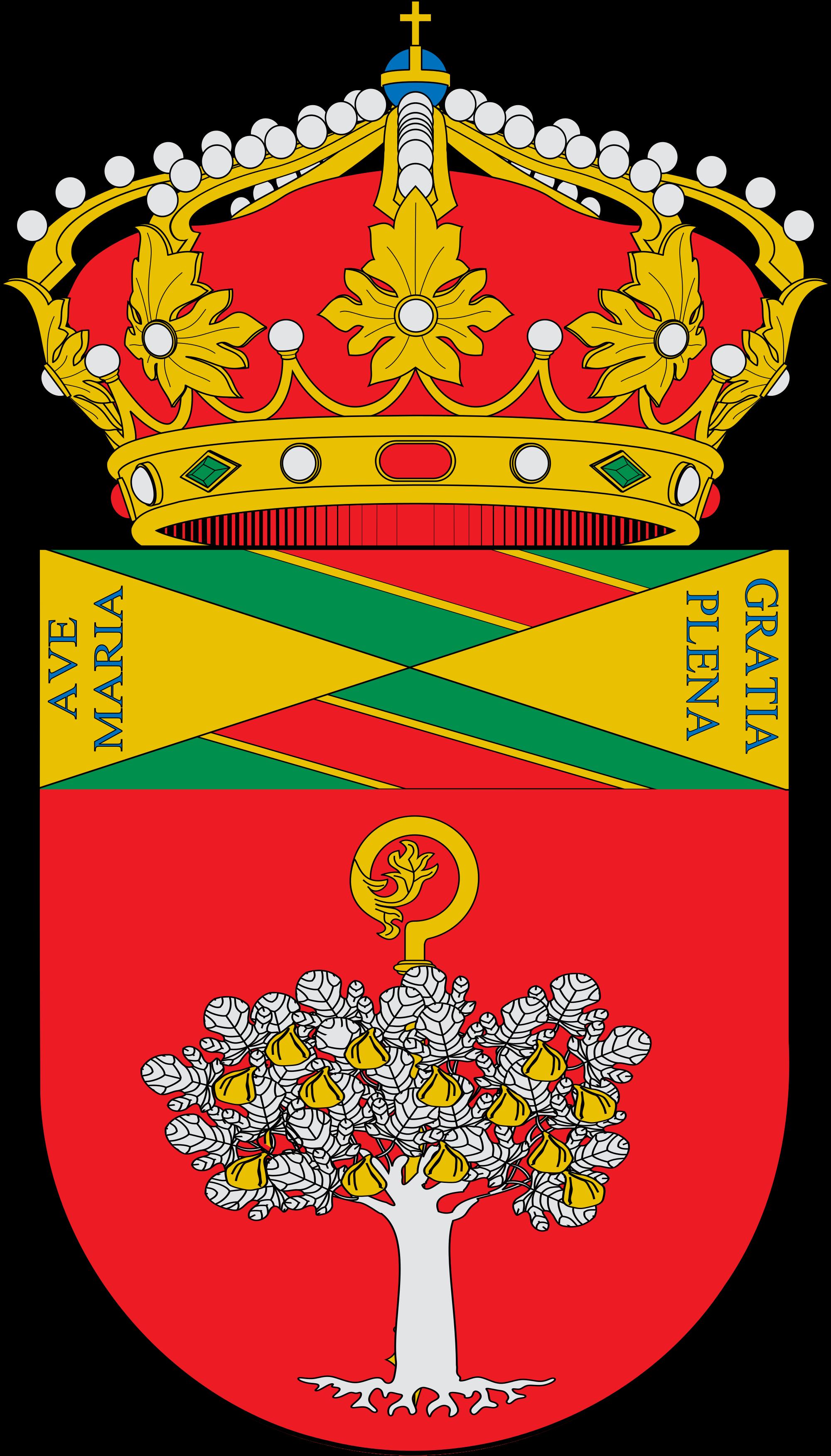 File:Escudo de Higuera de las Dueñas.svg.