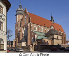 Stock Photography of Church of St Mary.