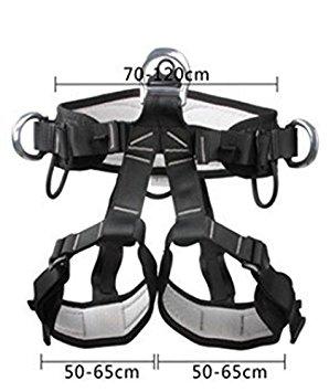OAGHL Bust waist hip belts/high altitude climbing and rescue.