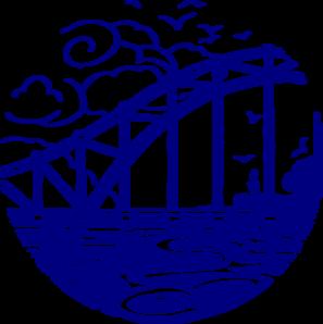 Wooden bridge clip art high quality clip art.