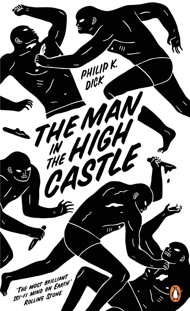 The Man in the High Castle by Philip K. Dick.