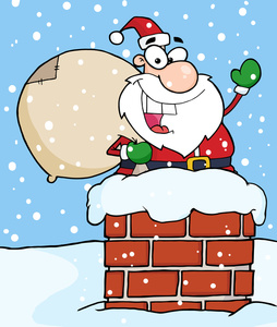 Free Chimney Clipart Image.