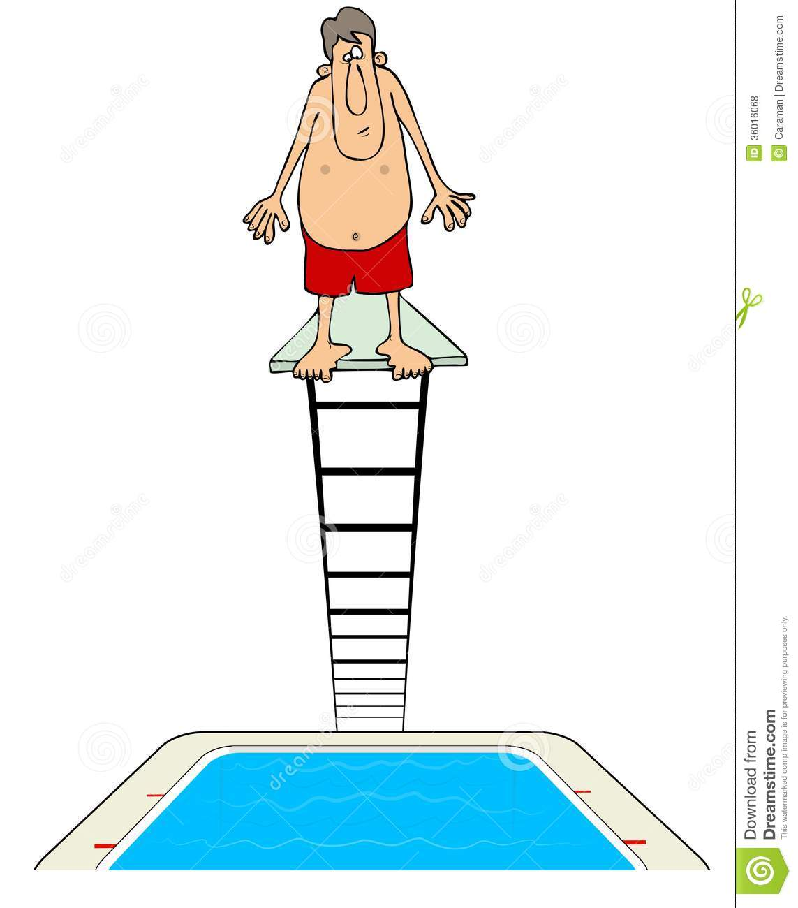 High Dive Clipart Clipground