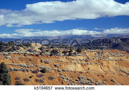 Picture of Nevada high desert k5194657.