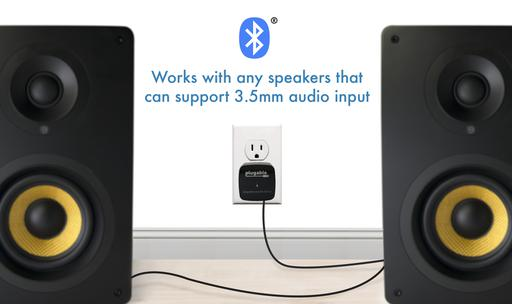 Add Bluetooth® Capability to your Existing Home Stereo System.