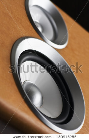 Stereo Speakers Stock Photos, Royalty.